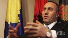 Косовски албанец: Видях как Рамуш Харадинай уби сърбин