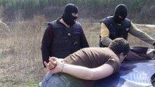 Спецакция в Бургас! Арестуваха 35-годишен с много наркотици