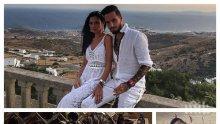 САМО В ПИК: Джино Бианкалана проговори за тайната сватба - ето какво се е случило миналия уикенд в Гърция (СНИМКИ)