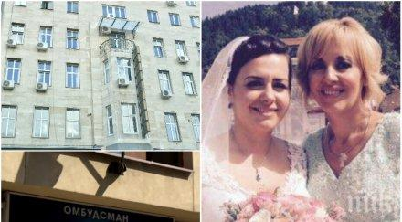 САМО В ПИК TV: Мая Манолова се покри след скандала с лукс имота на дъщеря й за 200 бона (ОБНОВЕНА/СНИМКИ)