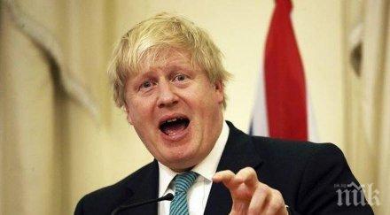 САЩ в готовност да подпишат търговско споразумение с Великобритания в рамките на една година