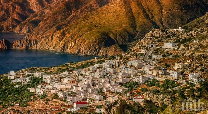Опасност от горски пожари в няколко района в Гърция
