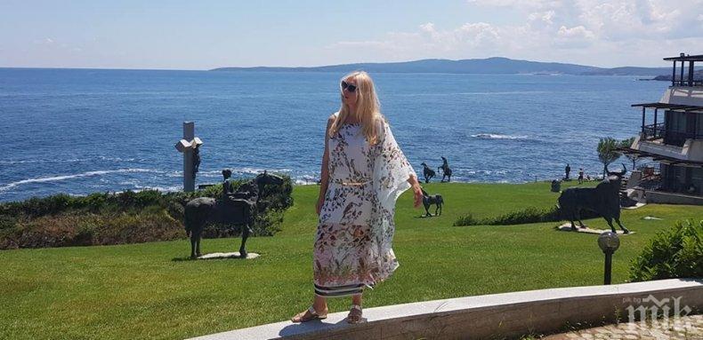 ГОДИНИ НАРЕД: Кристина Димитрова яде по 3 яйца на закуска