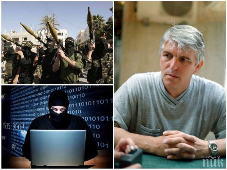 САМО В ПИК! Ловецът на шпиони Бончо Асенов с горещи разкрития - има ли руска намеса в удара срещу НАП, работят ли чужди разузнавания у нас и готови ли сме срещу терористични нападения