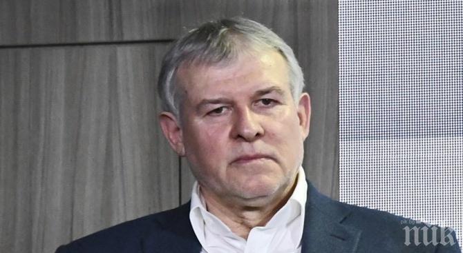 Лидерът на СДС Румен Христов: Няма да издигаме свой кандидат за кмет на София