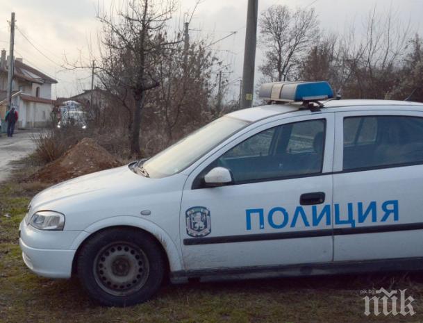 ЕКШЪН: Младежи се клаха със счупени бутилки в Благоевград
