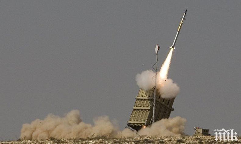Северна корея изстреля две ракети в морето