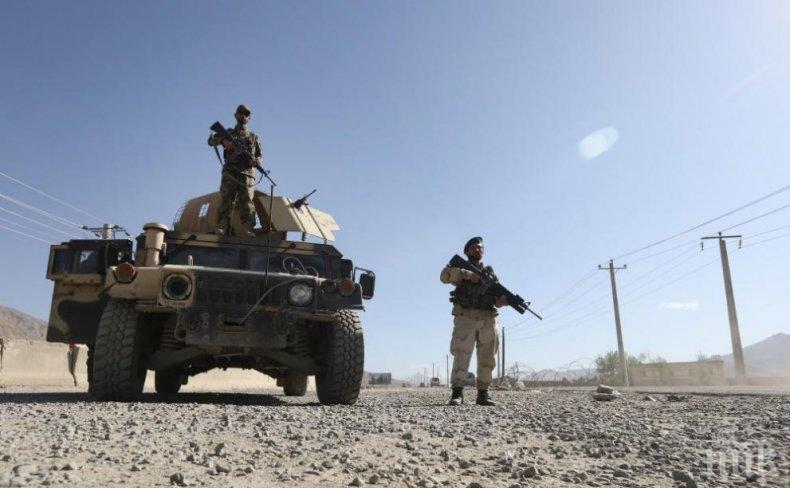 САЩ и талибаните се разбраха за извеждането на чуждите войски от Афганистан