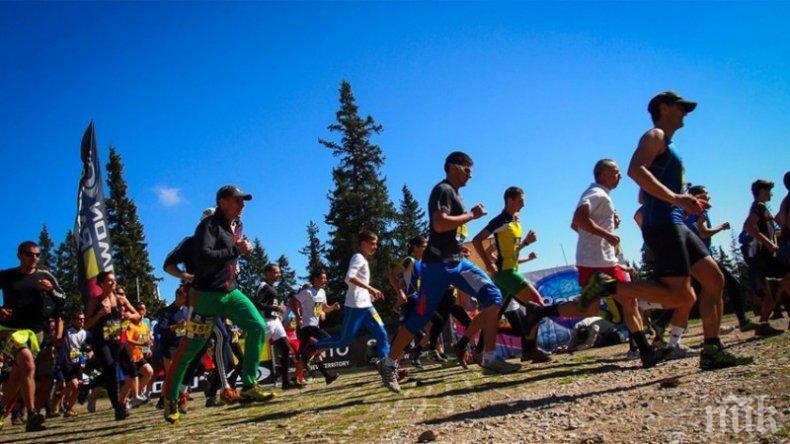 Маратонци ще бягат от НДК до Черни връх