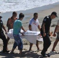 ЧЕРНАТА СЕРИЯ ПРОДЪЛЖАВА: Ужасното мъртво вълнение взе нова жертва - мъж се удави в Поморие