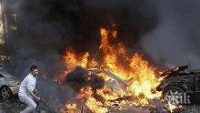 Ливан удари военна база на Израел с ракети, той отвръща