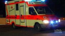 ИНЦИДЕНТ: Паднали екрани раниха 28 души по време на рап концерт в Германия