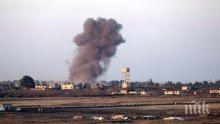 Напрежение: Русия скочи на САЩ заради въздушния удар в Идлиб