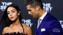 ЛЮБОВНИ ТРИКОВЕ: Жената на Роналдо разкри с какво го възбужда под завивките