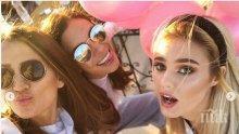 СЛЕД АДСКАТА КАТАСТРОФА: Кристин Илиева не е простила на Дивна - моделката празнува рожден ден без някогашната си приятелка