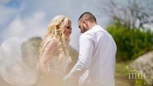 НА КРИЛЕТЕ НА ЛЮБОВТА: Луна се омъжи за младото си гадже?