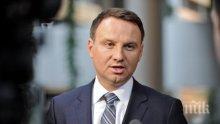 Полша иска санкциите срещу Русия да останат