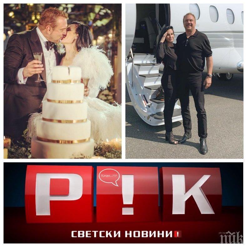 САМО В ПИК TV: Империята на Цеци Красимирова се разраства - моделката лети с частен самолет за милиони
