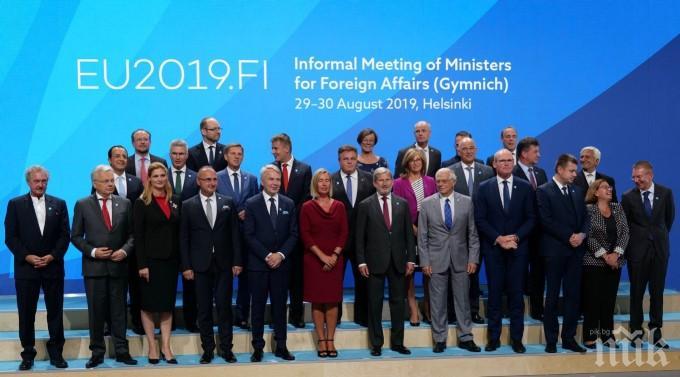 АНАЛИЗ: Македония има по-големи шансове от Албания за ЕС