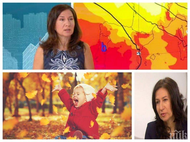 ТОП СИНОПТИЧКА: Септември започва с високи температури - ето какво време ни очаква през новия месец