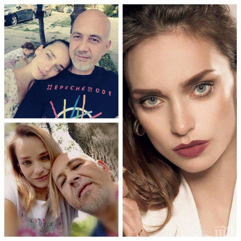 СЕМЕЕН КОНФЛИКТ: Ирена Милянкова жестоко скарана с мъжа си - брокерът Никола бил в Гърция, докато дъщеря им лежала в Пирогов