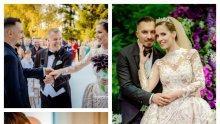 ГОРЕЩО В ПИК: Вижте сватбата на Виолета Сиракова в целия й разкош - Илиана Раева с важен ултиматум към зет си (УНИКАЛНИ СНИМКИ)