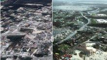 """Властите на Бахамите очакват стотици жертви заради """"Дориан"""""""