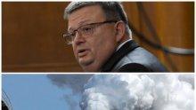 ИЗВЪНРЕДНО В ПИК TV: Прокуратурата с разкрития за акцията срещу ТЕЦ-овете - горени ли са боклуци и замърсен ли е въздухът на Перник (ОБНОВЕНА)