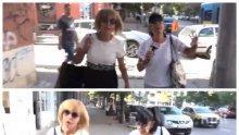 """САМО В ПИК TV! Мая Манолова продължава с фризьорските подвизи и след катастрофата, която прати две жени в """"Пирогов"""": Подавам оставка и излизам в отпуск. Снимайте как се подстригва Борисов (ОБНОВЕНА)"""