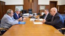 ПЪРВО В ПИК: Цацаров и Гешев на среща с КНСБ