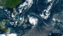 Ураганът Дориан пак набира скорост, вече бушува в САЩ