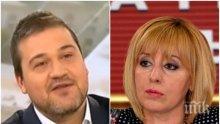Кой издигна Мая Манолова за кмет - ето скандалната история на активиста Никола Вапцаров