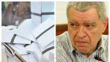 ГОРЕЩА ТЕМА: Проф. Михаил Константинов с подробности за местния вот и битката за София