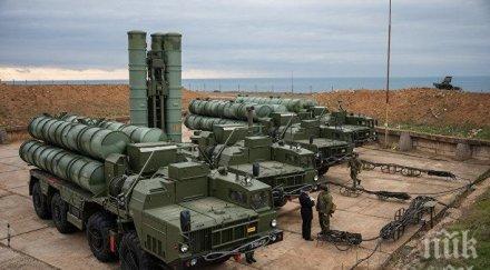 Турция ще купи от Русия допълнително зенитни  ракетни системи С-400