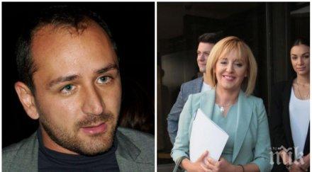 МЕГА СКАНДАЛ: Мая Манолова зарязана от членове на комитета си още в първия ден - ето кой отрече подкрепа за нея (СНИМКА)