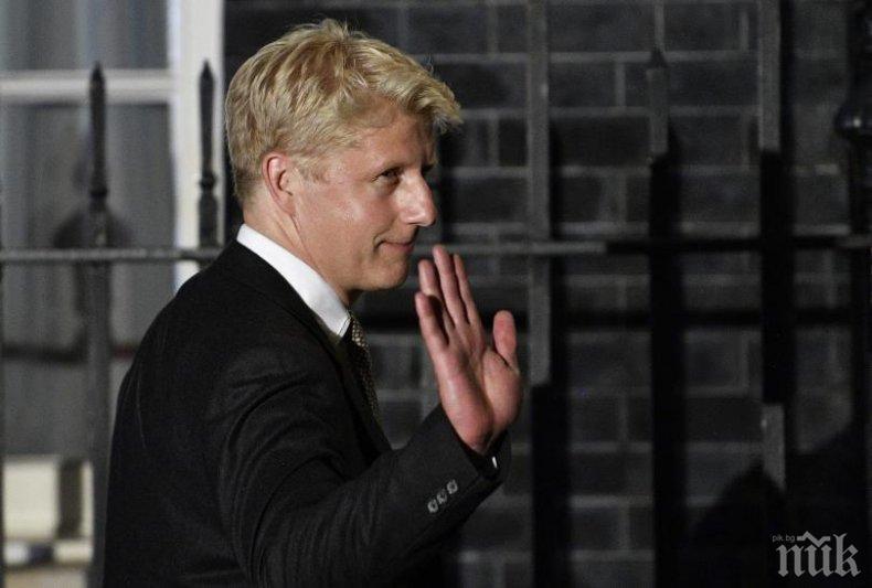 НОВ УДАР ПО БОРИС ДЖОНСЪН: Брат му напуска правителството на Великобритания