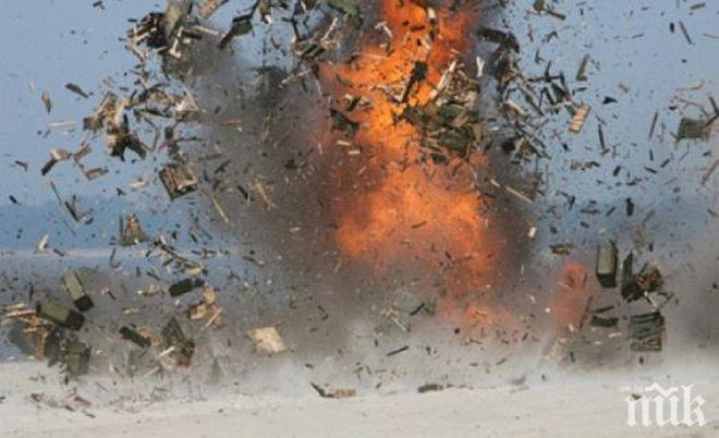 8 загинали и 30 ранени при взрив на кола бомба в Кабул