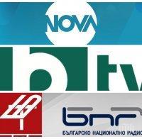 Големите телевизии и обществените медии срещу манипулацията на дуета Гочева-Джамджиева