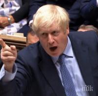 ИЗВЪНРЕДНА СИТУАЦИЯ: Затвор заплашва Борис Джонсън, ако откаже да забави Брекзит