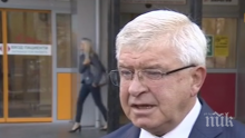 """Министър Ананиев: Осем души остават в болница след катастрофата на магистрала """"Хемус"""""""