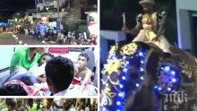 Трагедия: Слонове стъпкаха 17 души на фестивал в Шри Ланка (ВИДЕО)