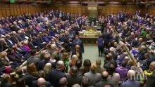 Британският парламент отново отхвърли искането на Борис Джонсън за свикване на предсрочни избори