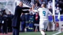 Зинедин Зидан иска да гради новото лице на Реал (Мадрид) около...