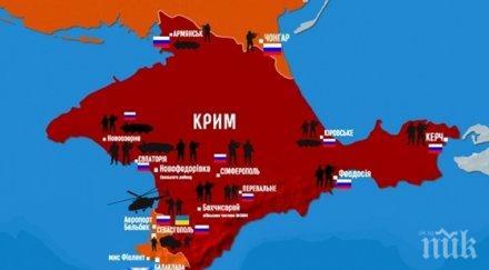 Украйна се обяви против провеждането на регионални избори в Крим