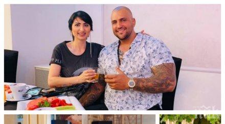 БЕЗРАБОТЕН ПАРАЛИЯ: Гринго избухна срещу клюката, че живее с джобните на Софка - бившият затворник кътал пачки в германска банка