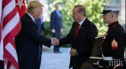 Турция и САЩ със съвместни операции в Северна Сирия