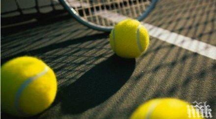 Гордост: Александрина Найденова достигна до финал на тенис турнир в Китай