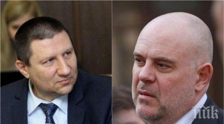Зам.-главният прокурор Борислав Сарафов за атаката срещу кандидатурата на Иван Гешев: Засегнаха се много криминални бизнеси, какво друго да очакваме от обвиняеми лица и техните поддръжници?