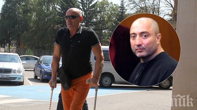 ВИП ПАЦИЕНТИ: Ценко Чоков като Митьо Очите - иска да се лекува в Истанбул