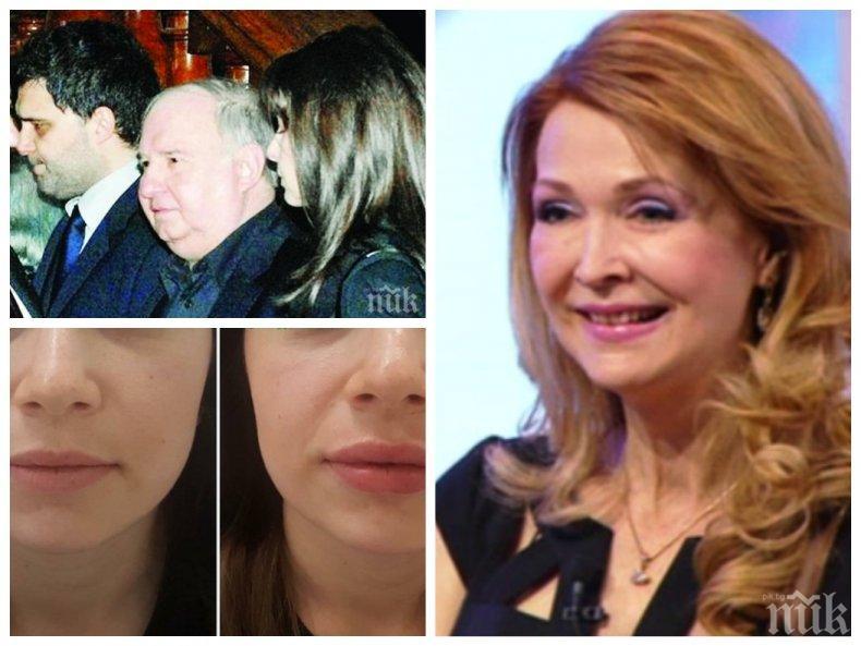 ОТКРОВЕНИЕ: Росица Кирилова разкри ползва ли химия и колко близка е била с Владко Живков